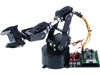 Lynxmotion AL5C 4 Degrees of Freedom Robotic Arm Combo Kit (RIOS w/ SSC-32U)