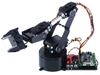 Lynxmotion AL5B 4DOF Robotic Arm SSC-32U Combo Kit (RIOS)