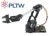 AL5D PLTW Robotic Arm Kit
