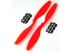 10x4.5 - Orange ABS Propeller (Pair)