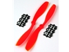 8x4.5 - Orange ABS Propeller (Pair)