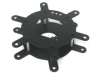 Aluminum Hexapod 3-R Body Kit - Round Mini Size (Black Anodized)