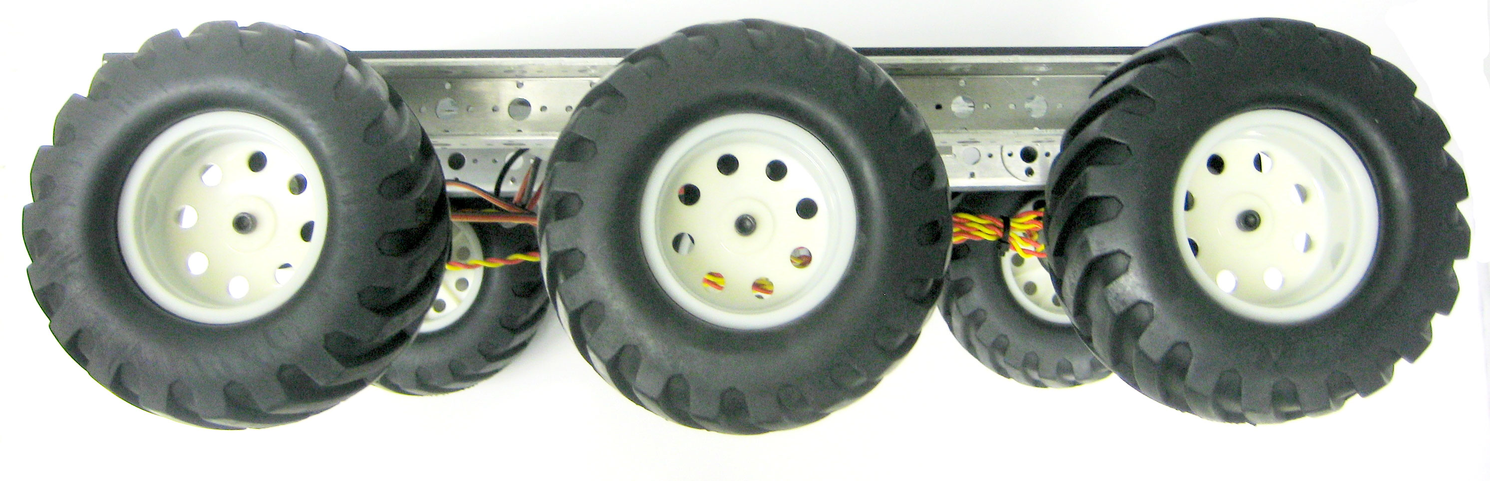 A6WD2 Rover Side