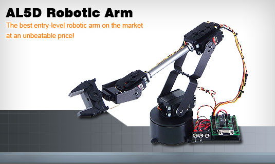 AL5D Robotic Arm