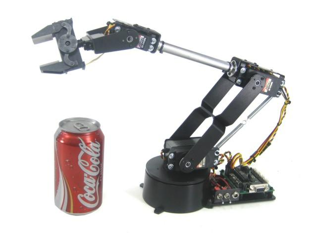 Lynxmotion AL5D robot arm