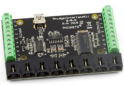 Phidgets Sensor Interface Kit 8/8/8