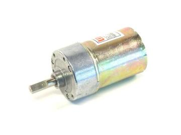 Gear Head Motor - 12vdc 50:1 152rpm (6mm shaft)