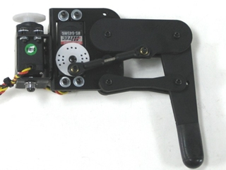 2DOF Mechanical Advantage Leg Pair (No Servos)