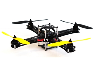 Crazy2Fly QuadCopter (Base Combo Kit + MultiWii Flight Controller)