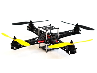 Crazy2Fly QuadCopter (T-Motor Combo Kit)
