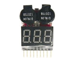 Universal Battery Voltage Monitor / Alarm