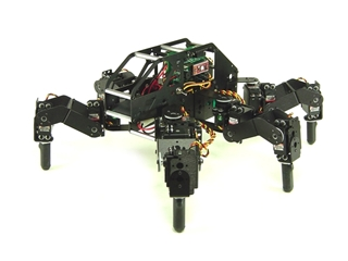 3DOF T-HEX Combo Kit (no servos, no electronics)