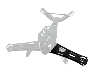 Hunter VTail 400 Front Arm Crash Kit