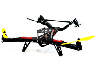 Hunter VTail 500 QuadCopter (Base Combo Kit)