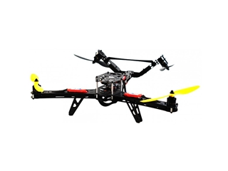 Hunter VTail 500 QuadCopter (Base Combo Kit + MultiWii Flight Controller)
