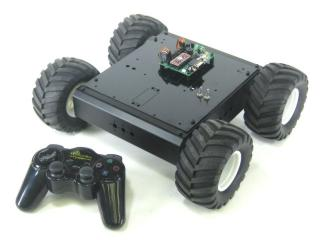 A4WD1 Combo Kit for PS2 (BotBoarduino)