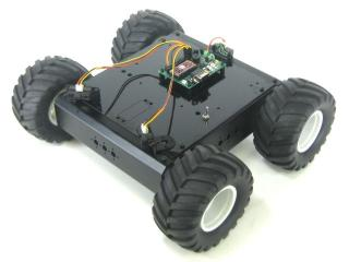 A4WD1 Combo Kit for Autonomous (BotBoarduino)