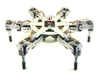 AH3-R Combo Kit for BotBoarduino/SSC-32