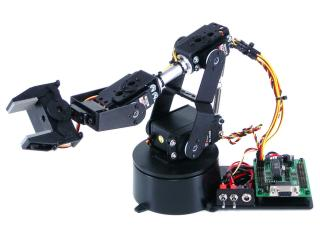 AL5A Arm No Electronics Kit