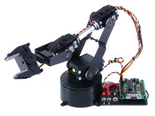 AL5B Robotic Arm Combo Kit (with RIOS Software)
