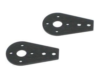 Aluminum Interconnect / Servo Horn Bracket Two Pack
