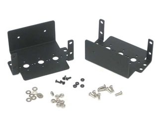 Aluminum Multi-Purpose 805BB/MG Servo Bracket Two Pack