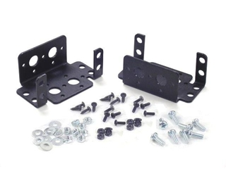 Aluminum Multi-Purpose Rotate Servo Bracket Two Pack