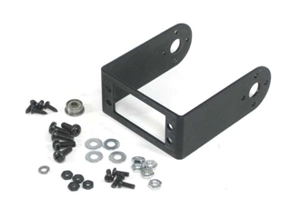 Aluminum Mini-Servo Rotate Bracket Single Pack