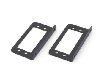 Aluminum Servo Bracket Two Pack