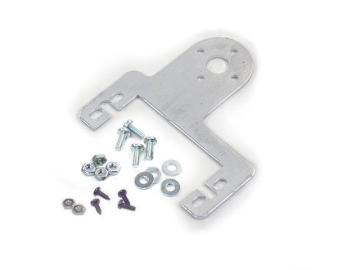 Aluminum Servo Side-Mount Bracket Single Pack (Brushed)