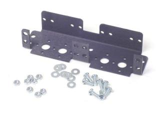 Aluminum Dual Inline Multi-Purpose Servo Bracket Single Pack