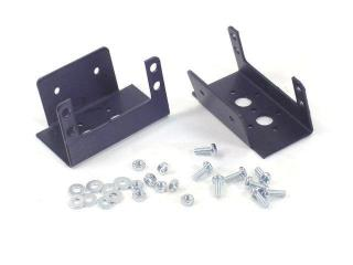 Aluminum 15-degree Ankle Bracket Two Pack