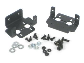 Aluminum Multi-Purpose Micro Servo Bracket Two Pack