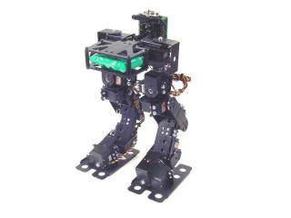 Biped Scout (no servos, no electronics)