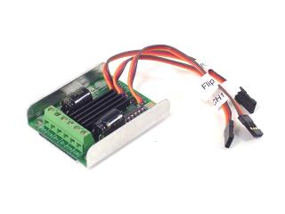 Sabertooth 2X12 R/C Regenerative Dual Channel Motor Controller
