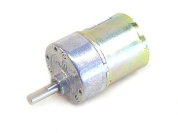 Gear Head Motor - 12vdc 50:1 120rpm (6mm shaft)