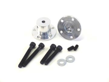 Mounting Hub - 3mm (pair)