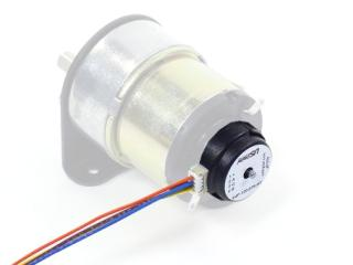 Quadrature Motor Encoder w/Cable
