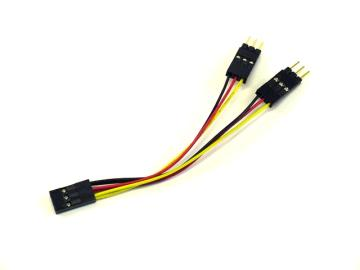 "Servo ""Y"" Adapter Cable"
