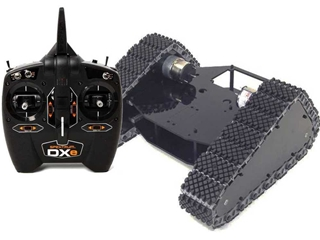 Tri-Track Chassis Combo for RC